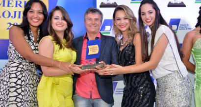 Confira as fotos da cerimônia de entrega do Mérito Lojista 2013, realizado em Inhumas pela CDL.