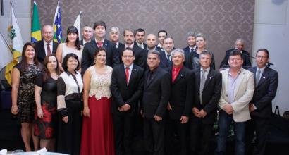 Cobertura fotográfica da posse da nova diretoria da CDL Inhumas para o biênio 2015/2017