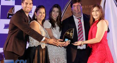 Premiação da CDL de Inhumas aos empresários mais influentes e bem sucedidos de 2016 em Inhumas