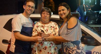 Fotos do sorteio da promoção Natal Premiado CDL Inhumas 2019