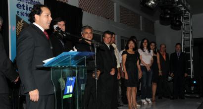 Premiação dos destaques lojistas de 2010