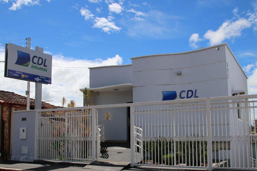 Câmara de Dirigentes Lojistas da cidade de Inhumas/Goiás