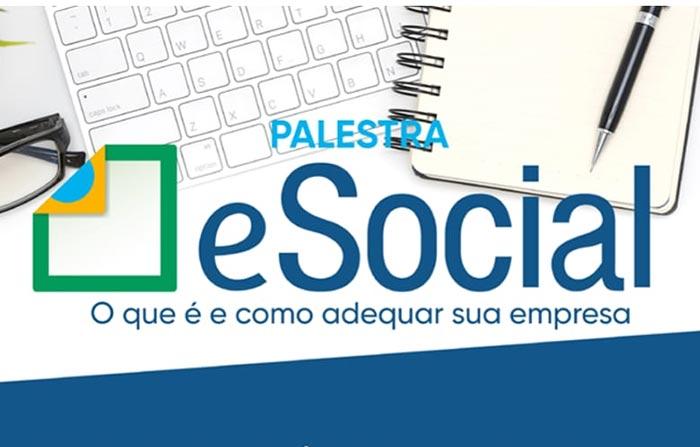 Palestra e-Social - o que é e como adequar sua empresa