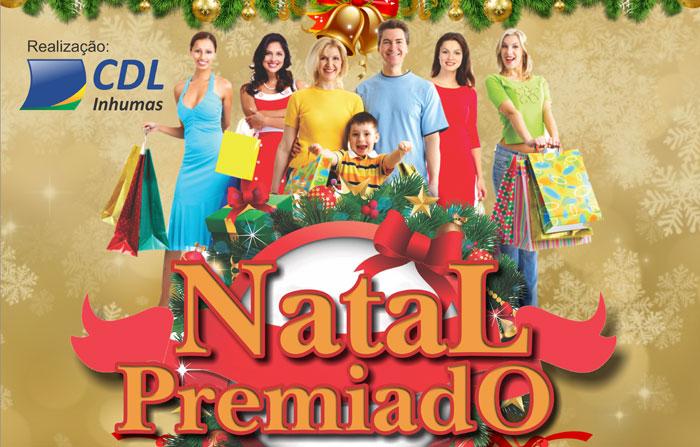 Natal premiado CLD - 2018