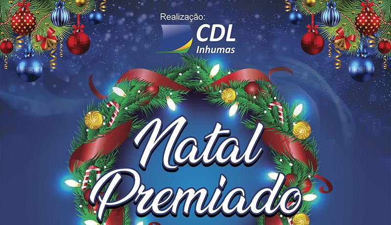 Natal Premiado CDL Inhumas 2019