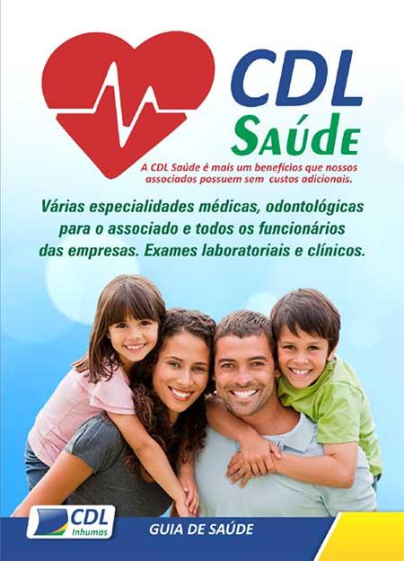 CDL Saúde 2020 - Clique para baixar o catálogo